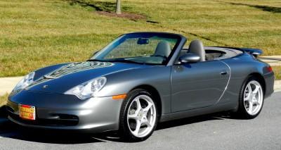 911-996 Cabriolet mit sono Bose 1998-2005
