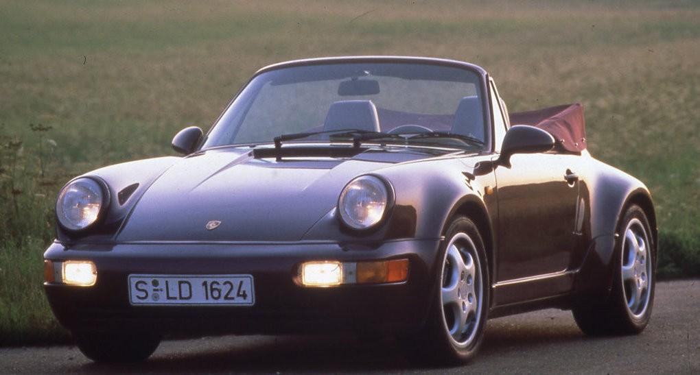 911-963/993 Cabriolet 1989-1997