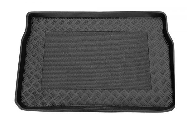 Auto-Fußmatten Kettelung dunkel-rot Peugeot 208 2012-2019 Autoteppiche
