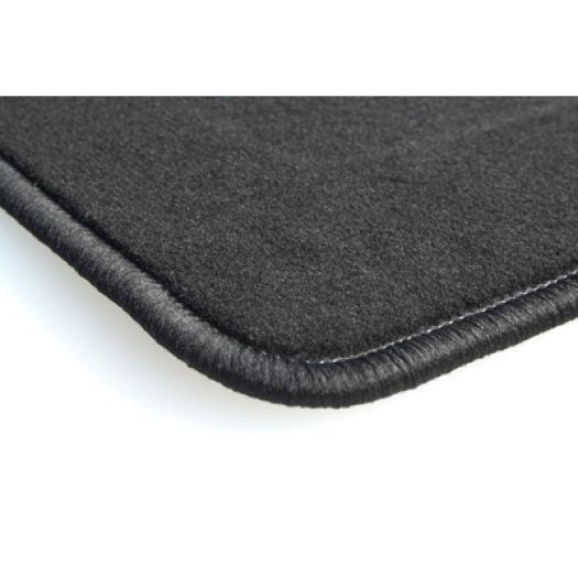 2006-2013 Maßgefertigte Fußmatten für Citroen C4 Picasso I Velours Anthrazit