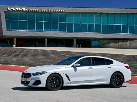 Neu! Fußmatten für den BMW 8er Grand Coupé (G16) 2020->