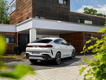 Neu! Fußmatten für den BMW X6 (G06) 2019 ->