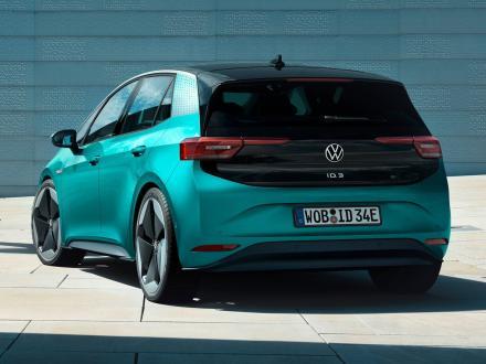 Neu! Autofussmatten für den Volkswagen ID.3