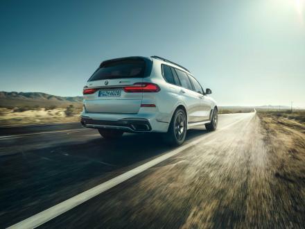 Neu! Fußmatten für den BMW X7 (G07) 2020 ->