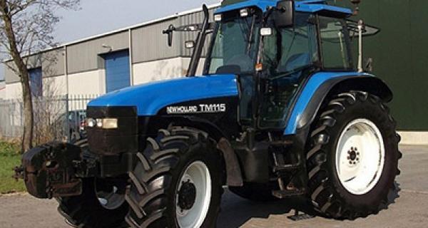 New Holland TM 115 tm 190
