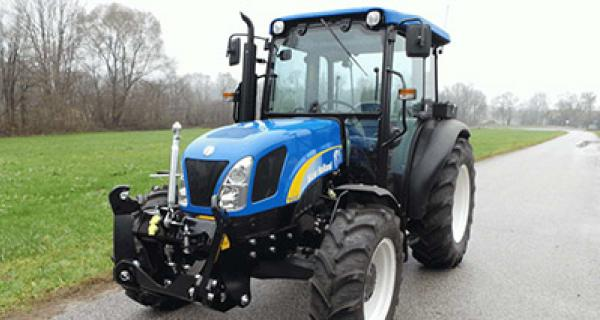 New Holland T4000 breed