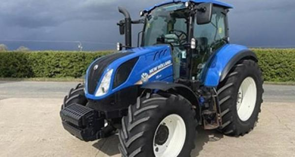New Holland T5 2010-2012