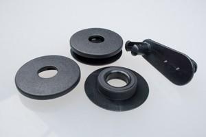 Runde Ringe und Halterungen für Toyota Modelle